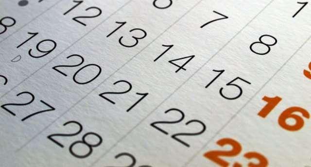Calendario Laboral 2017 – Nacional y Autonómico